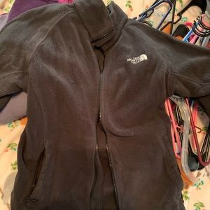 Men's Fleece North Face Jacket